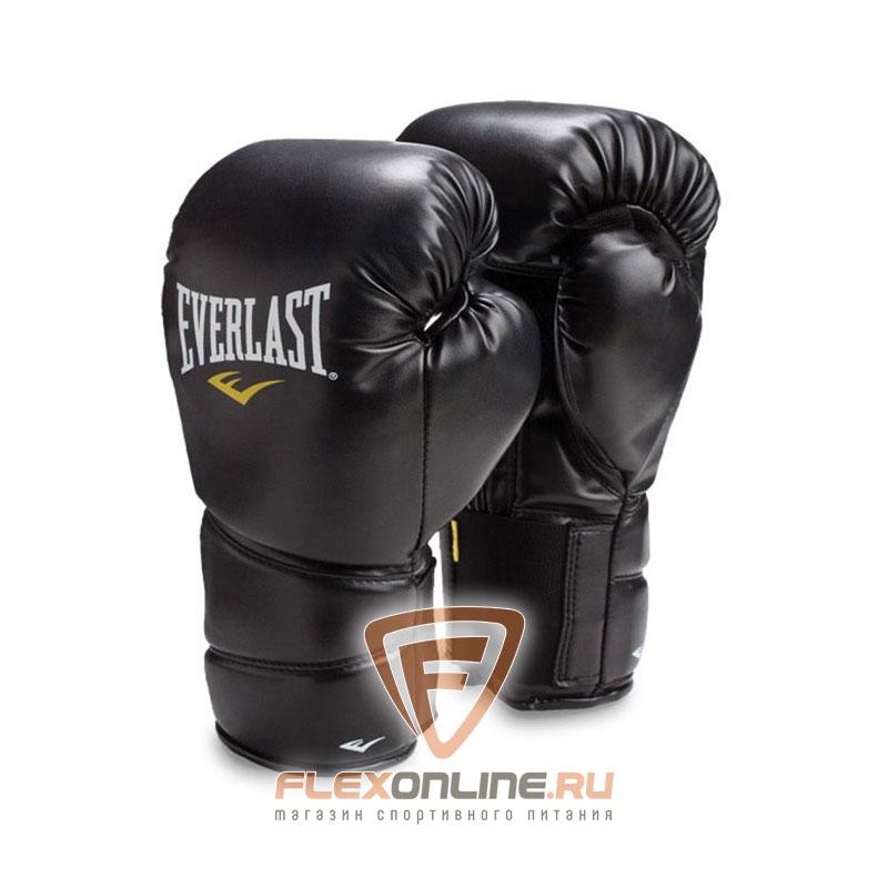 Боксерские перчатки Перчатки боксерские тренировочные Protex2 12 унций L/XL от Everlast