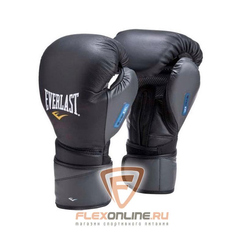 Боксерские перчатки Перчатки боксерские тренировочные Protex2 Gel 10 унций L/XL от Everlast