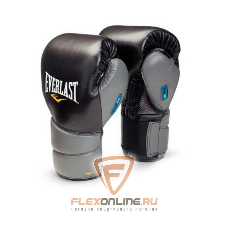 Боксерские перчатки Перчатки боксерские тренировочные Protex2GL 14 унций L/XL от Everlast