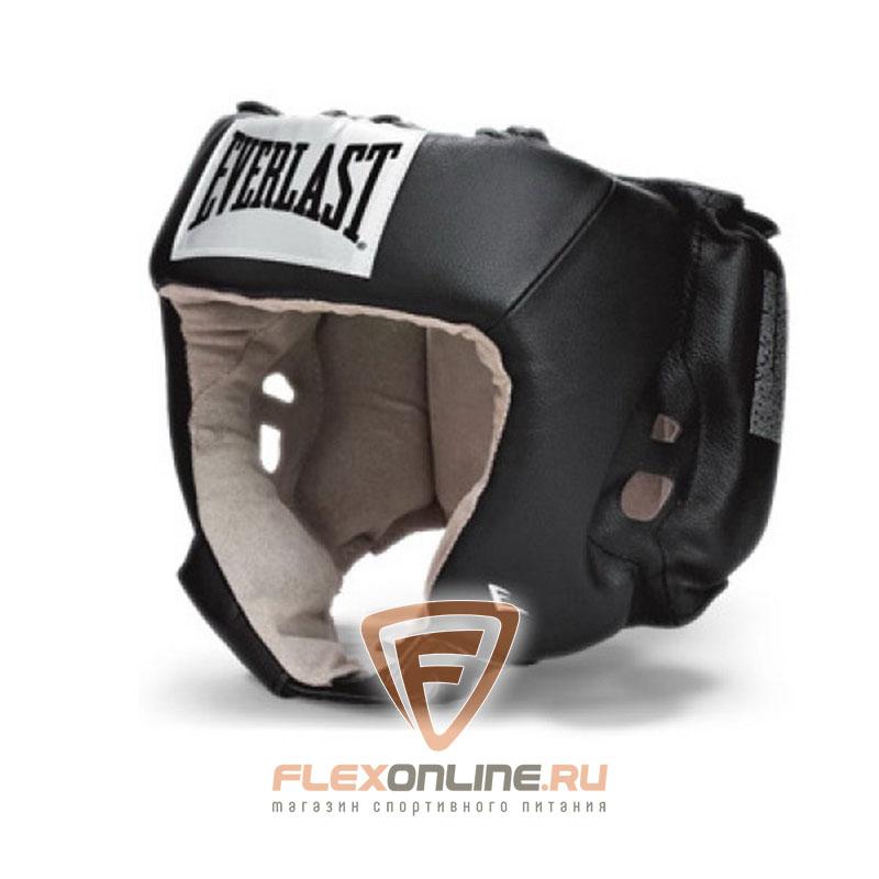 Шлемы Боксерский шлем соревновательный USA Boxing S чёрный от Everlast