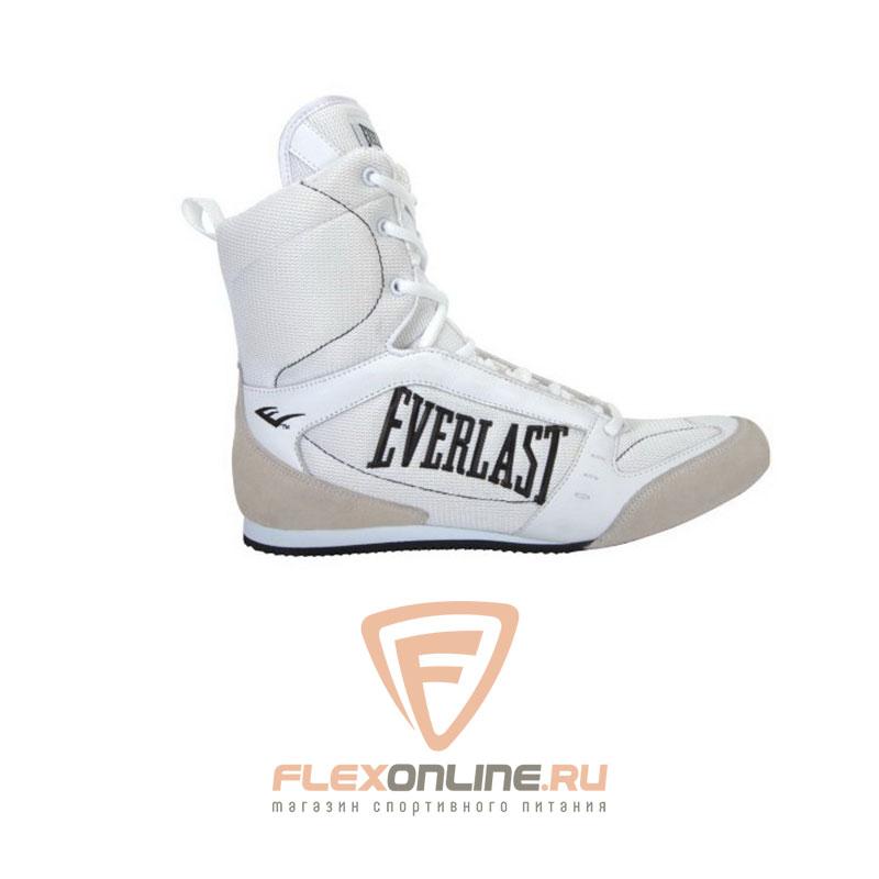 Боксерки Боксерки высокие белые от Everlast