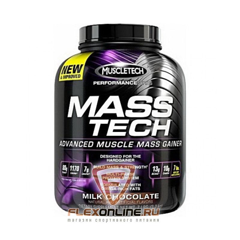 Гейнер Mass Tech от MuscleTech
