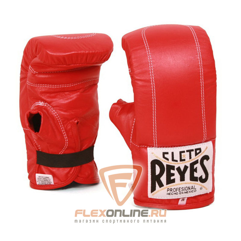 Cнарядные перчатки Перчатки снарядные на резинке L красные от Cleto Reyes