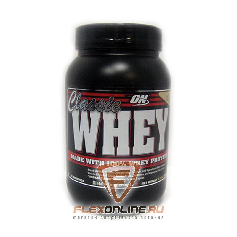 Протеин Classic Whey от Optimum Nutrition