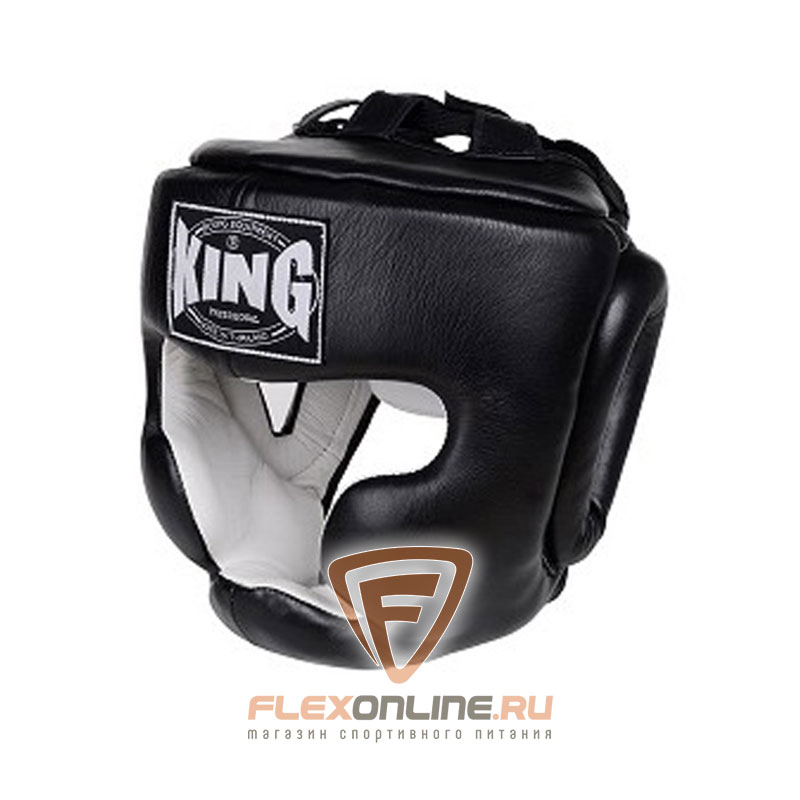 Шлемы Шлем тренировочный S чёрный от King