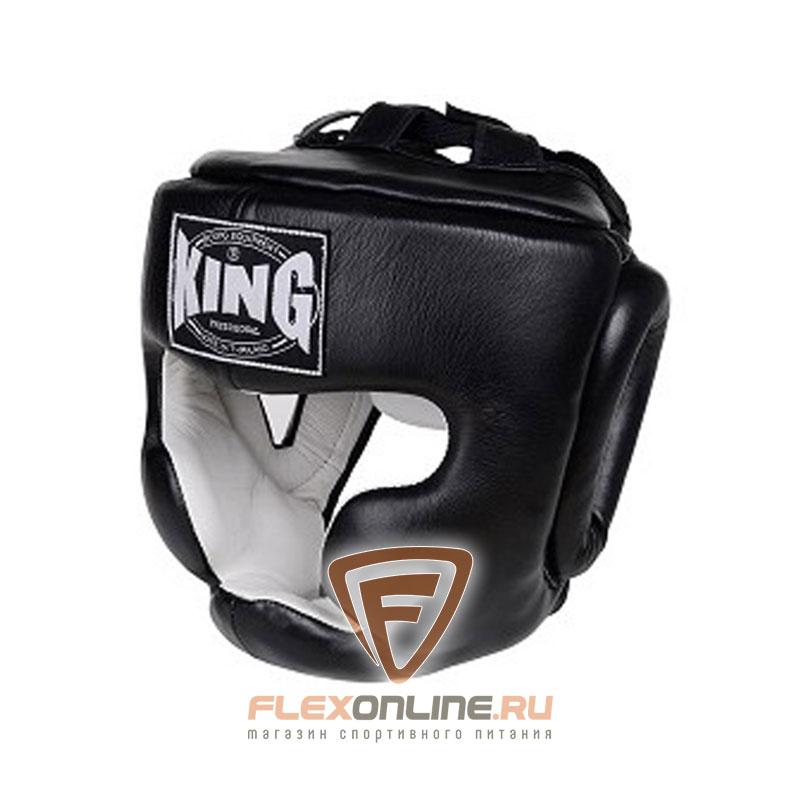 Шлемы Шлем тренировочный M чёрный от King
