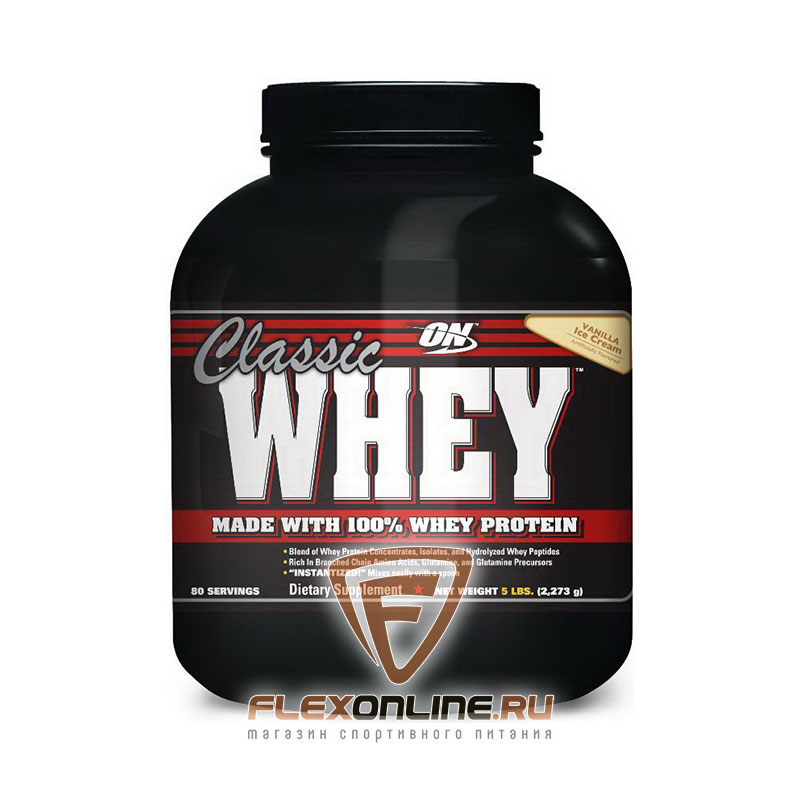 Протеин Classic Whey от Optimum Nutrition