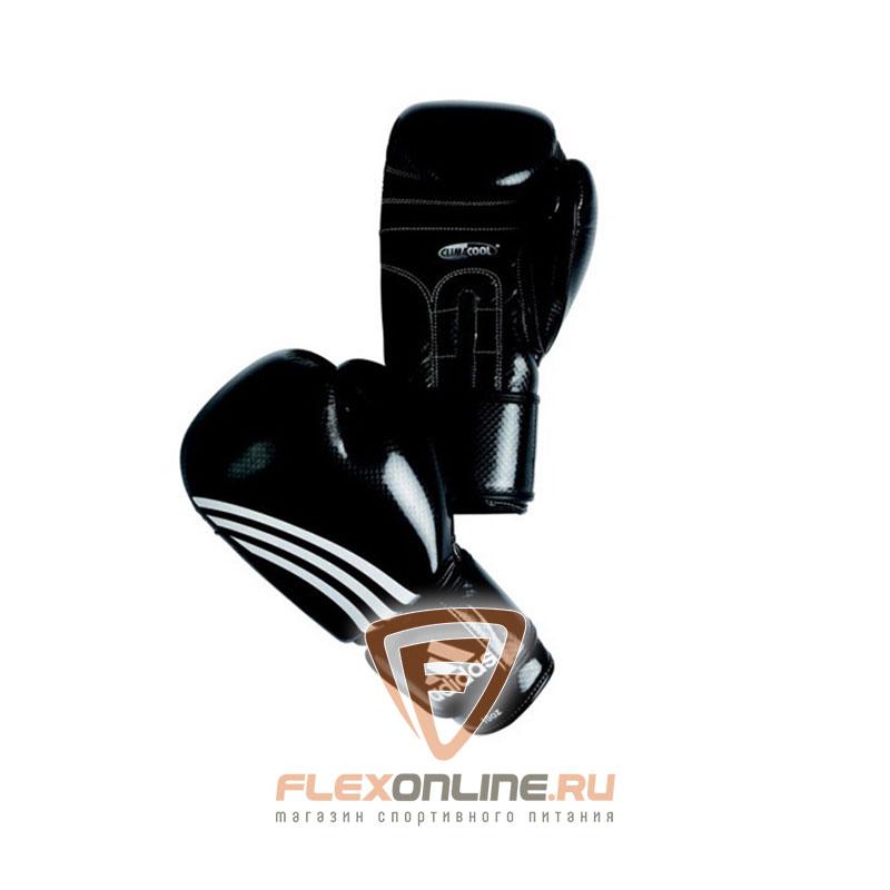 Боксерские перчатки Перчатки боксерские Shadow 12 унций чёрные от Adidas