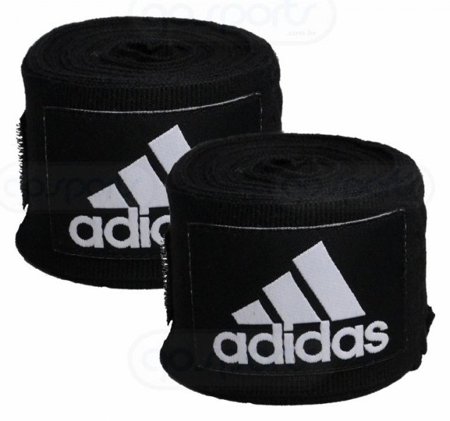 Бинты Бинт боксерский чёрный 4,5 метра от Adidas