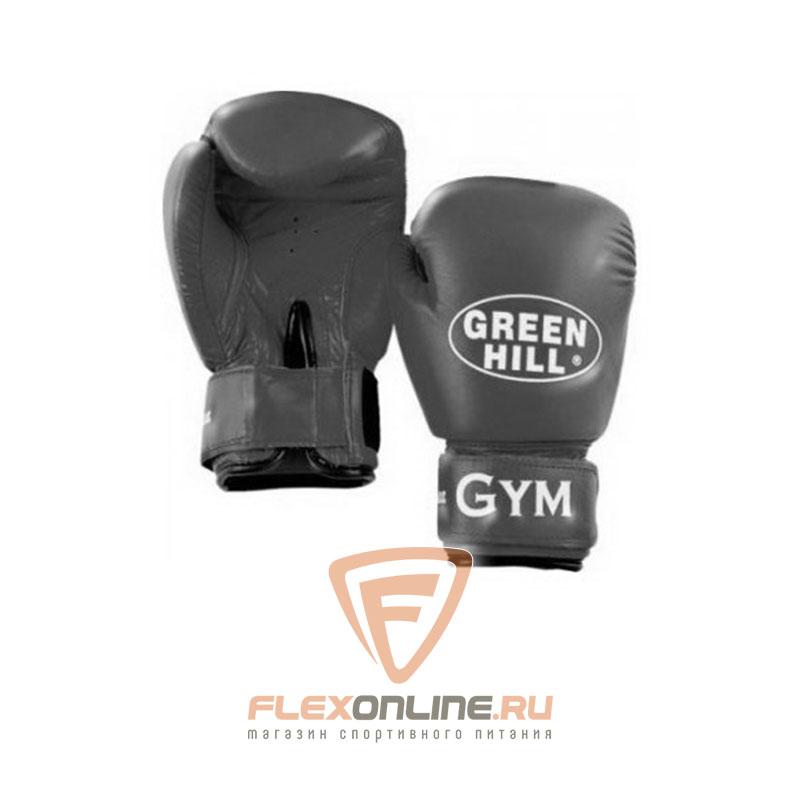 Боксерские перчатки Перчатки боксерские GYM 20 унций от Green Hill