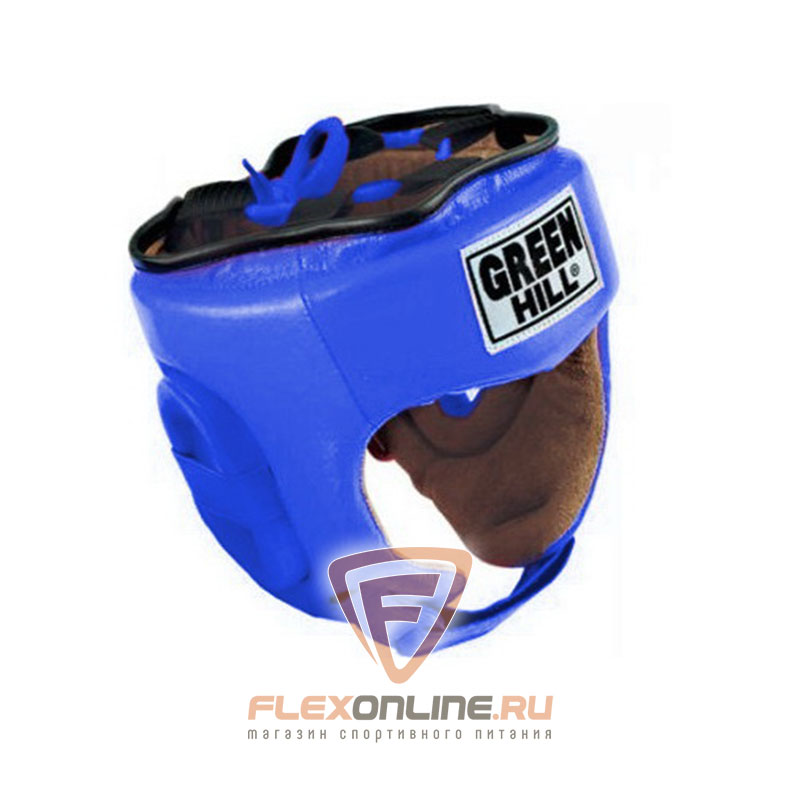 Шлемы Шлем боксерский FIVE STARS синий от Green Hill