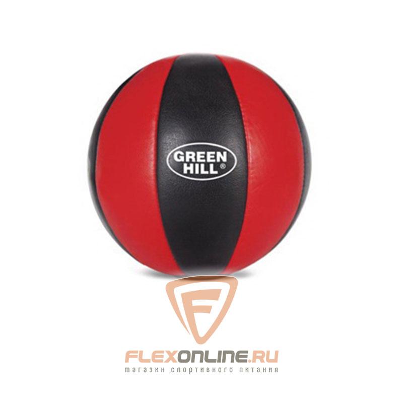 Медицинболы Мяч медицинбол 3 кг от Green Hill