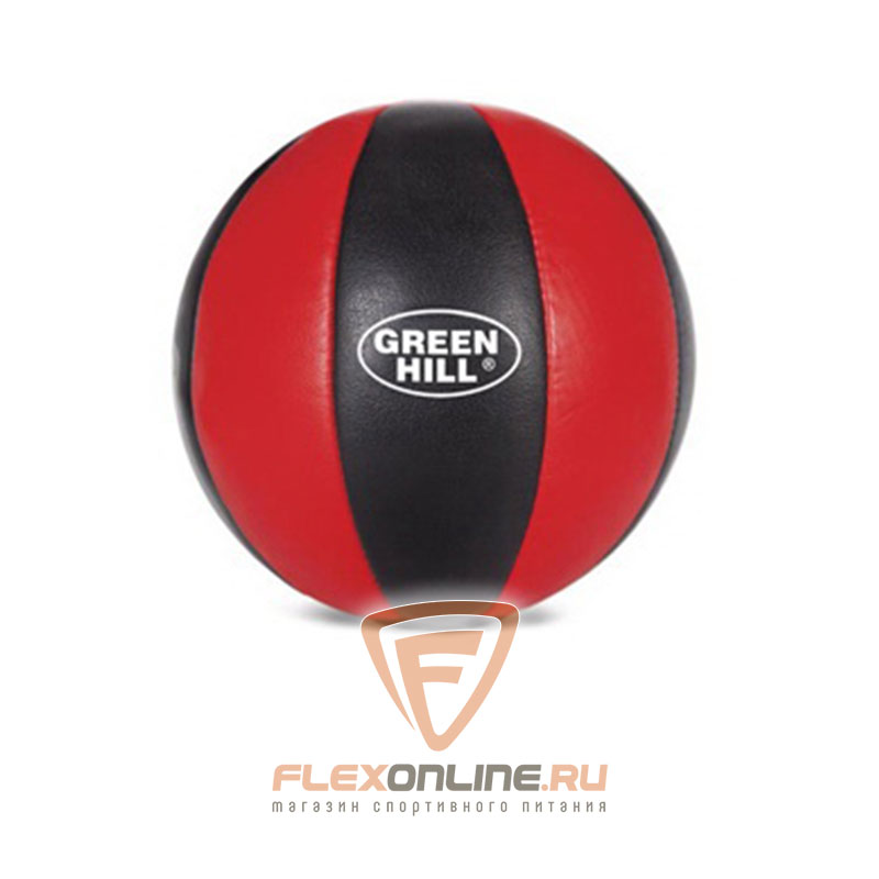Медицинболы Мяч медицинбол 5 кг от Green Hill