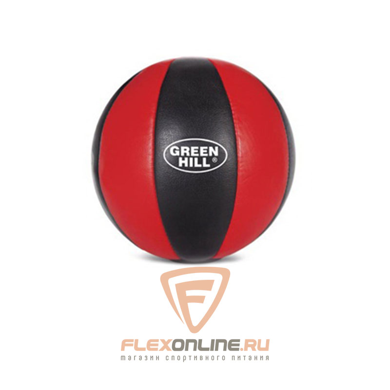 Медицинболы Мяч медицинбол 10 кг от Green Hill