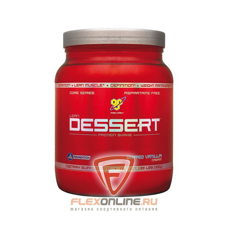 Протеин Lean Dessert Protein Shake от BSN
