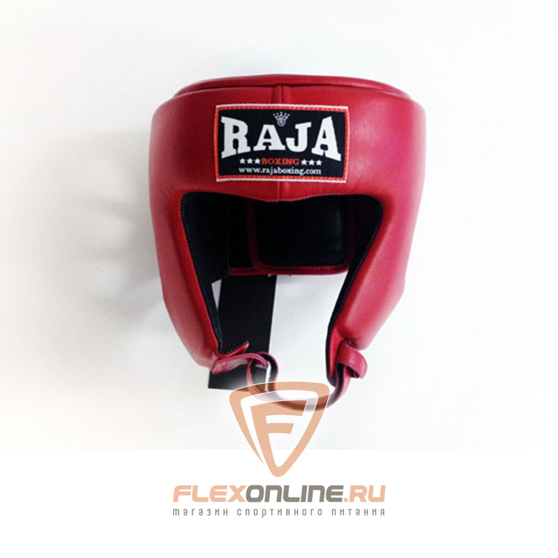 Шлемы Боксёрский шлем соревновательный M красный от Raja