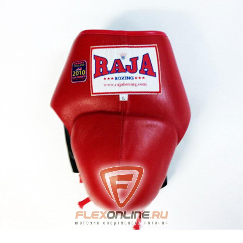 Защита тела Бандаж с поясом L красный от Raja