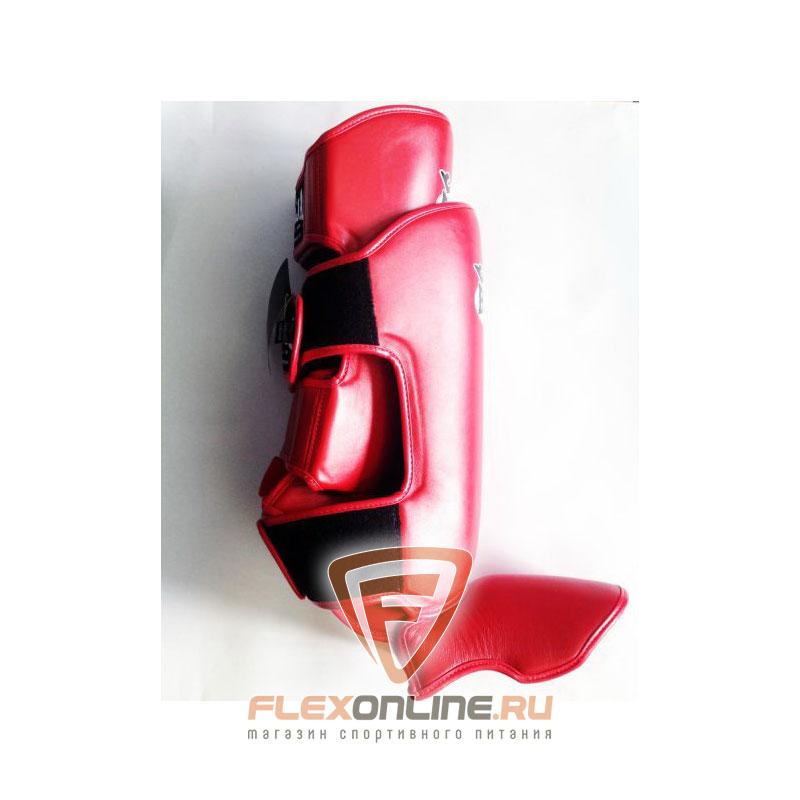 Защита тела Защита голени XL красная от Raja