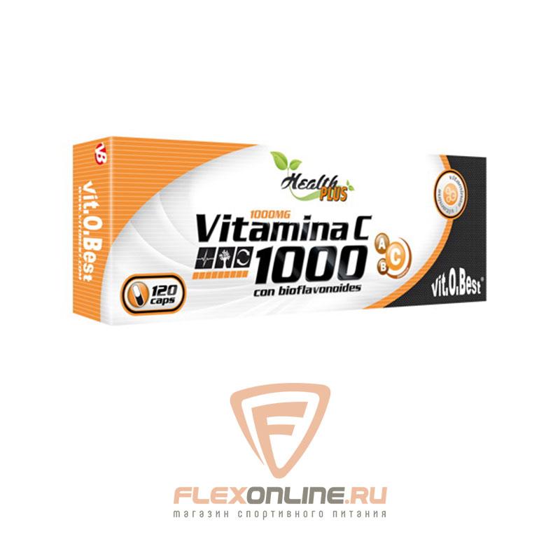 Витамины Vitamina C 1000 от Vit.O.Best