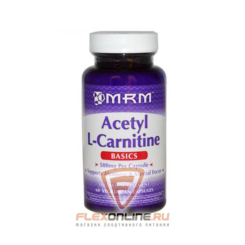 L-карнитин Acetyl L-Carnitine от MRM