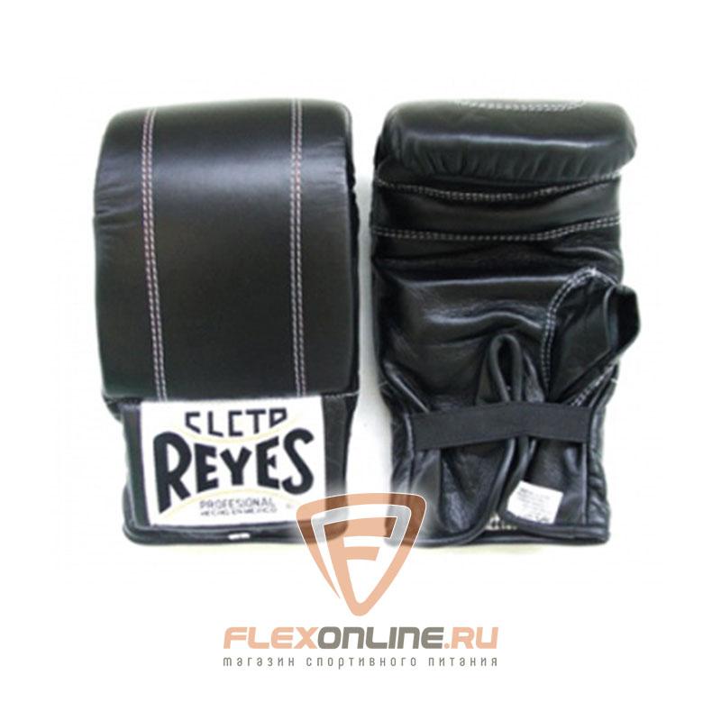 Cнарядные перчатки Перчатки снарядные на липучке S чёрные от Cleto Reyes