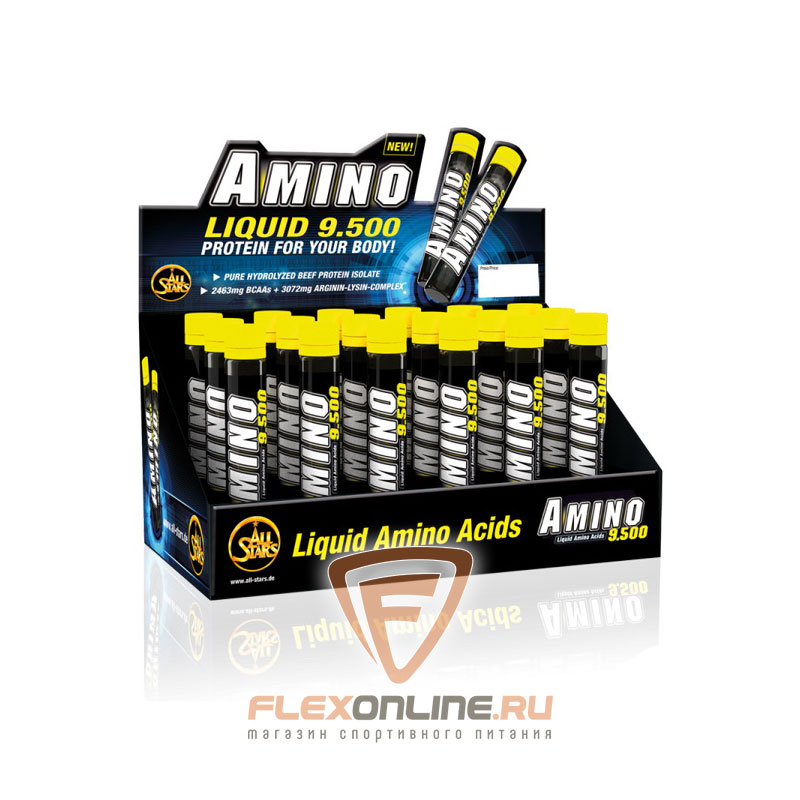 Аминокислоты Amino 9.500 от All Stars