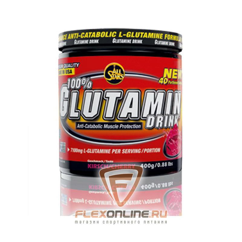 L-глютамин 100% Glutamine Drink от All Stars