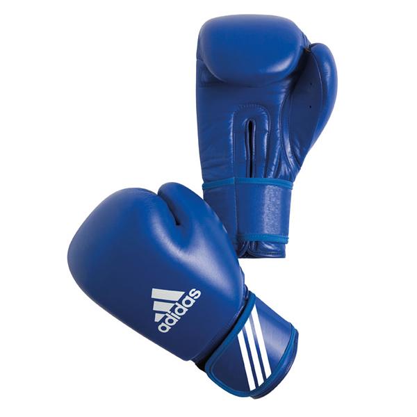 Боксерские перчатки Перчатки боксерские Сertifited 10 синие от Adidas
