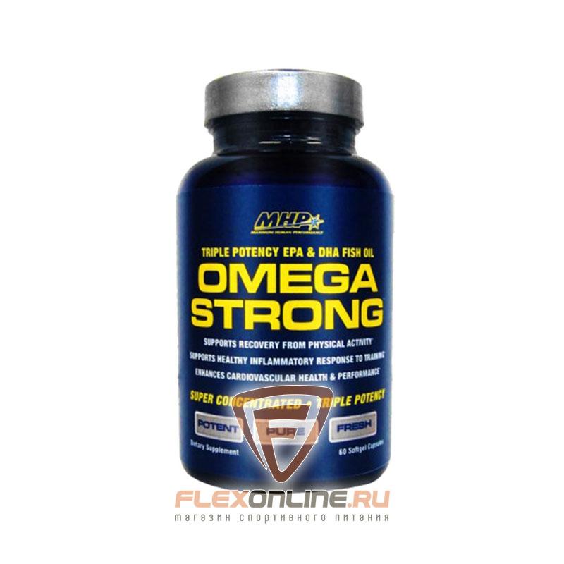 Прочие продукты Omega Strong от MHP