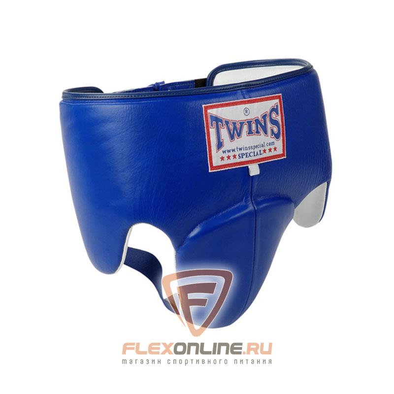 Защита тела Бандаж с поясом M синий от Twins
