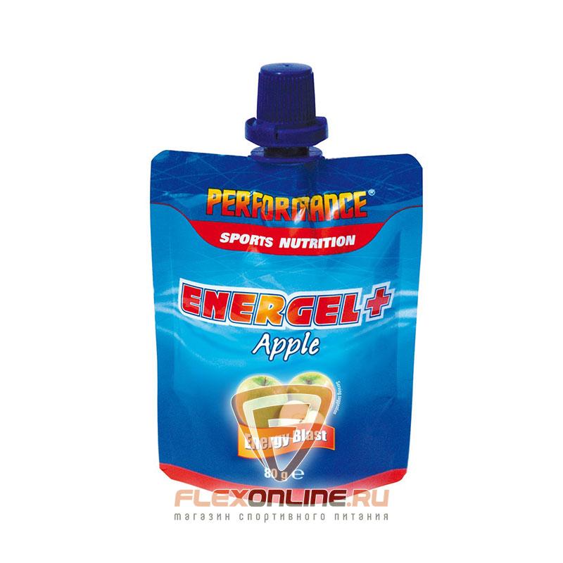 Энергетики Energel от Performance