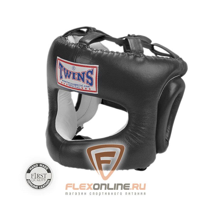 Шлемы Боксерский шлем с дугой XL чёрный от Twins
