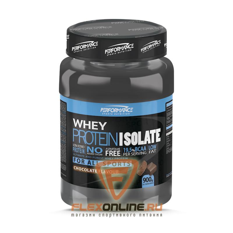 Протеин Whey Protein Isolate от Performance