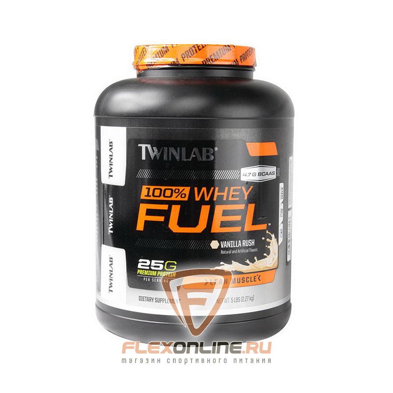 Протеин 100% Whey Protein Fuel от Twinlab
