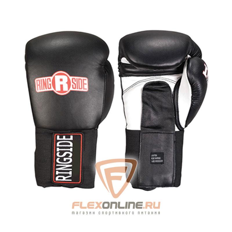 Боксерские перчатки Боксерские перчатки тренировочные 16 унций черные от Ringside