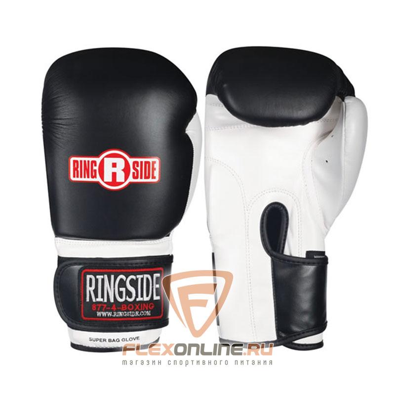 Cнарядные перчатки Перчатки снарядные XL черно-белые от Ringside