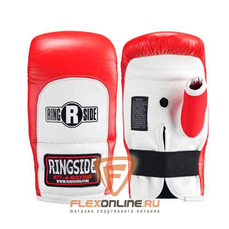 Cнарядные перчатки Перчатки снарядные на резинке L красно-белые от Ringside