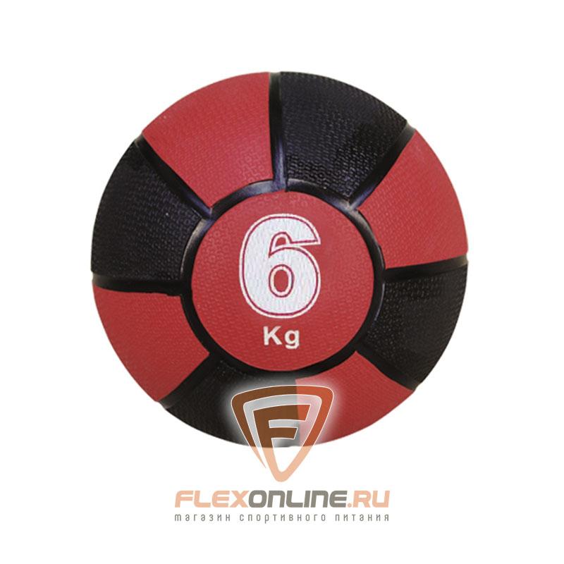 Медицинболы и мячи Медицинбол 6 кг от NC sports