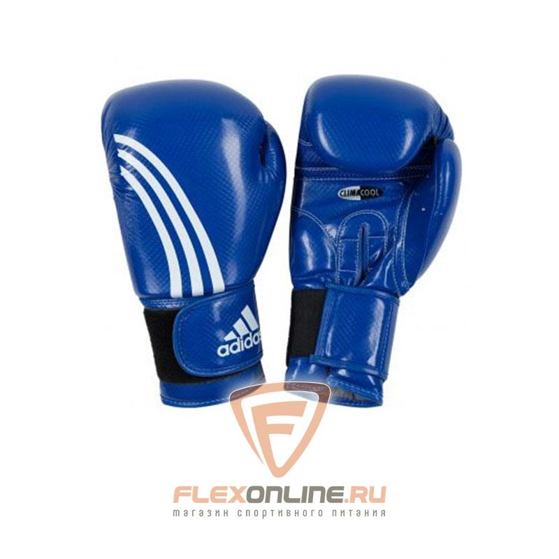 Боксерские перчатки Перчатки боксерские Shadow 10 унций синие от Adidas