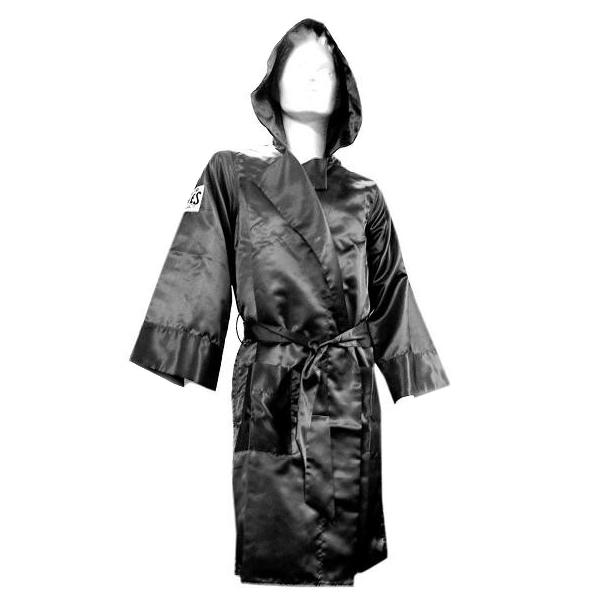 Одежда Боксерский халат чёрный от Cleto Reyes
