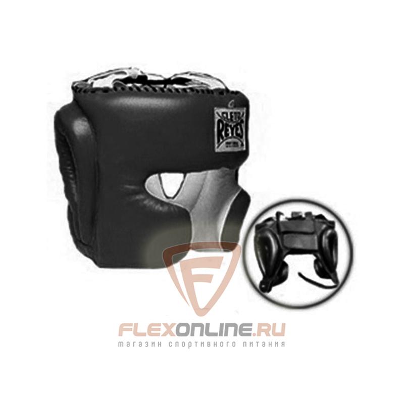 Шлемы Шлем боксерский тренировочный L чёрный от Cleto Reyes