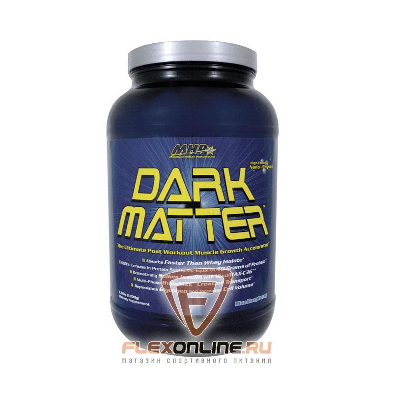 После тренировки Dark Matter от MHP