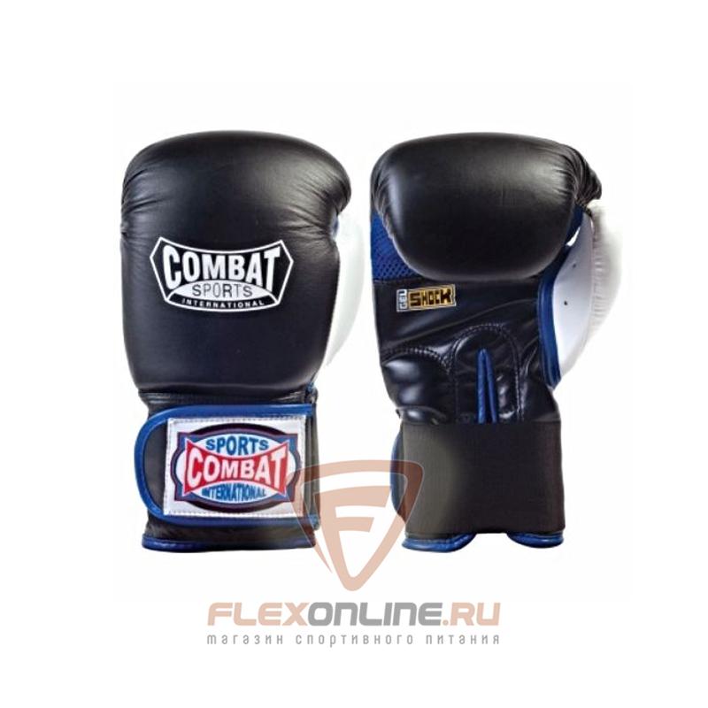 Cнарядные перчатки Перчатки боксерские тренировочные на липучке M от Combat Sports