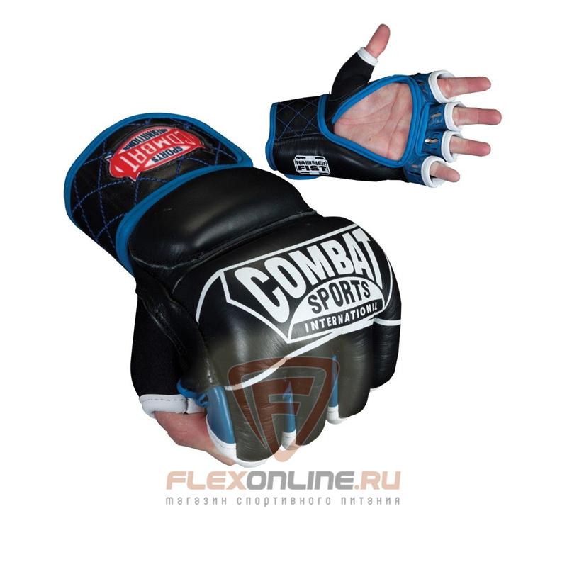 Перчатки MMA Перчатки ММА на липучке XL от Combat Sports