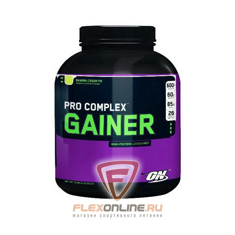 Гейнер Pro Complex Gainer от Optimum Nutrition