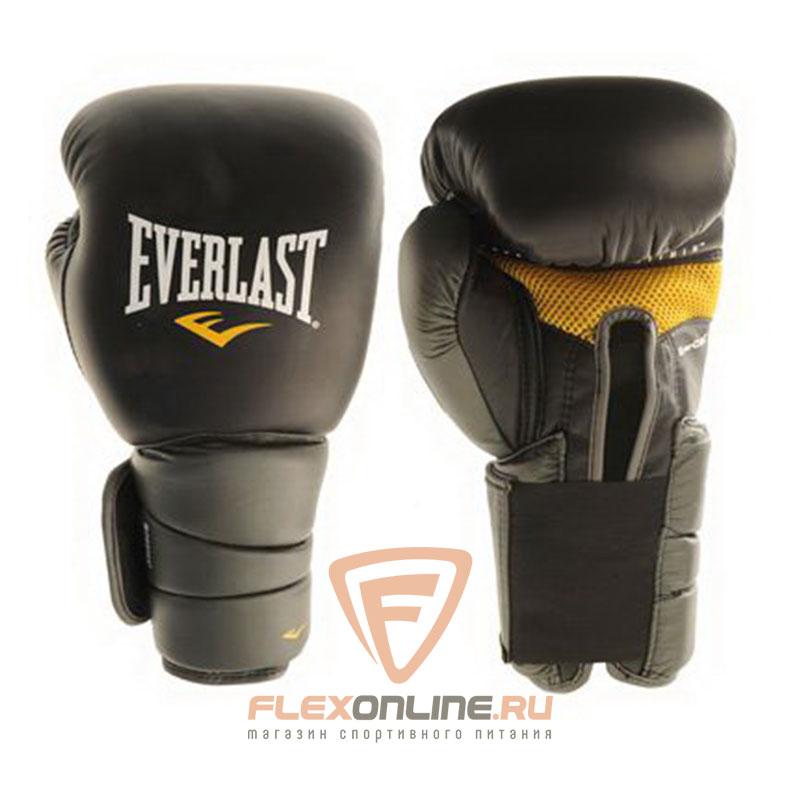 Боксерские перчатки Перчатки боксерские тренировочные Protex3GV 12 унций XL от Everlast