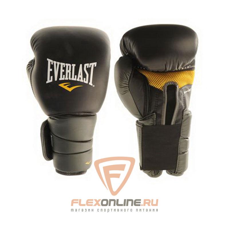 Боксерские перчатки Перчатки боксерские тренировочные Protex3GV 14 унций S/M от Everlast
