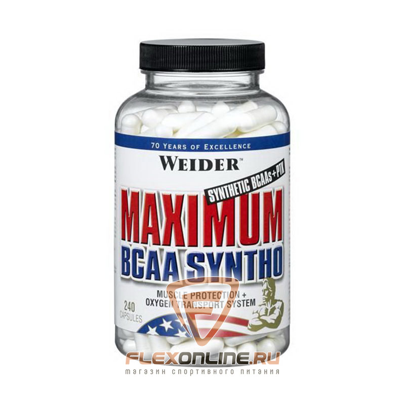BCAA Maximum BCAA Syntho от Weider