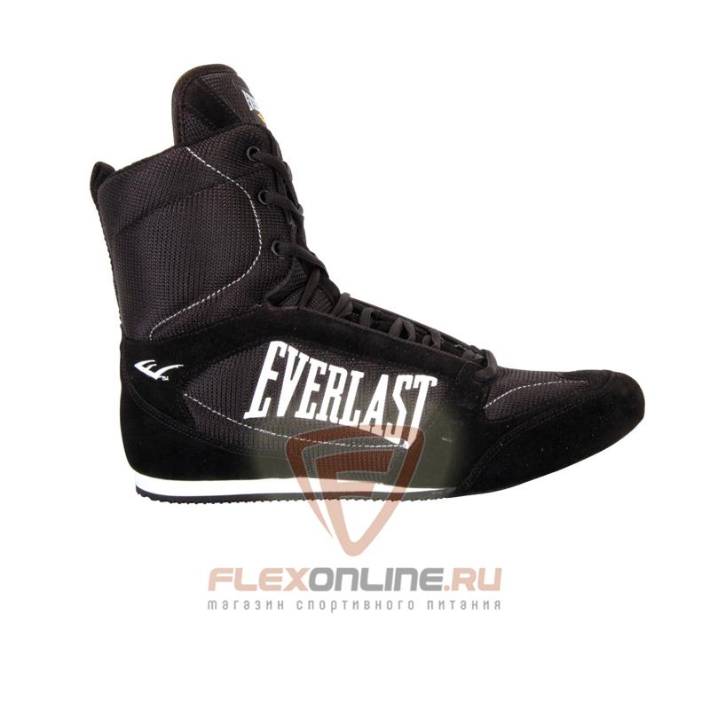 Боксерки Боксерки низкие чёрные от Everlast