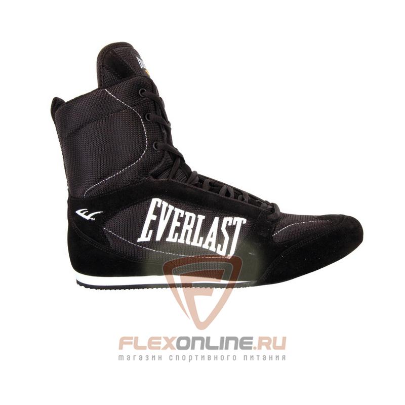 Боксерки Боксерки высокие чёрные от Everlast